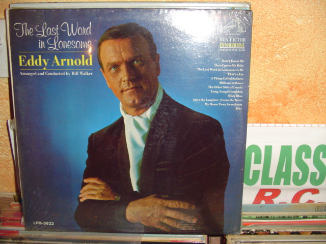 SEALED - EDDIE ARNOLD/ LAST WORD IN LONESOME RCA [ 80